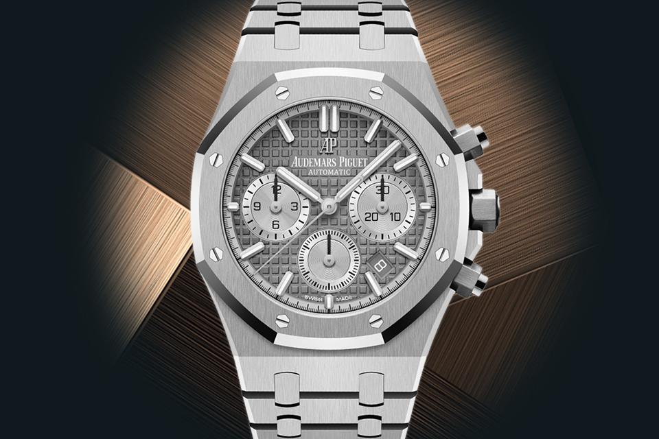 premium selection 74209 92965 腕元を飾るオーデマ ピゲのクロノグラフ   Gressive ~YOSHIDAで ...